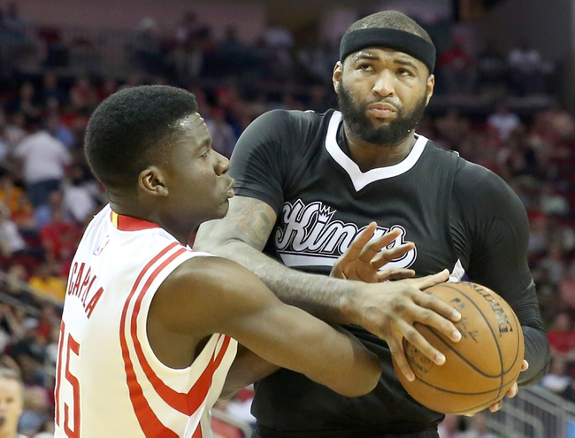 Rockets at Kings - 11/6/15 NBA Pick, Odds, and Prediction