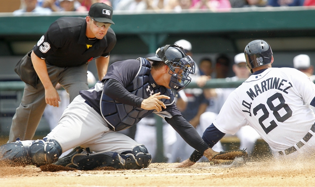 Detroit Tigers vs. New York Yankees - 4/20/15 MLB Pick, Odds, and Prediction