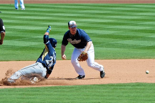 Brewers vs. Padres - 8/3/15 MLB Pick, Odds, and Prediction