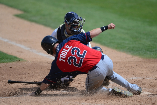 Brewers vs. Indians - 7/22/15 MLB Pick, Odds, and Prediction