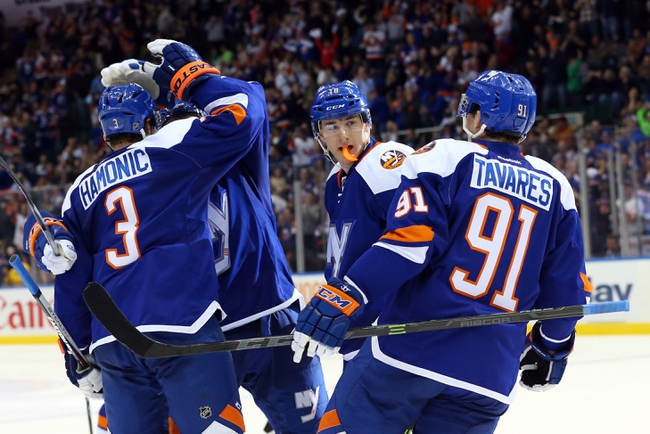 Buffalo Sabres vs. New York Islanders - 12/31/15 NHL Pick, Odds, and Prediction