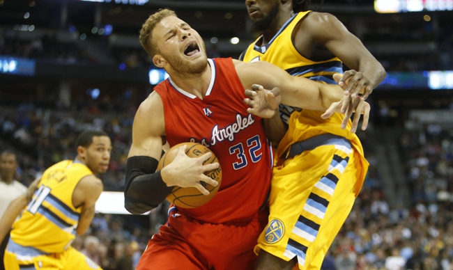 Nuggets at Clippers - 4/13/15 NBA Pick, Odds, and Prediction