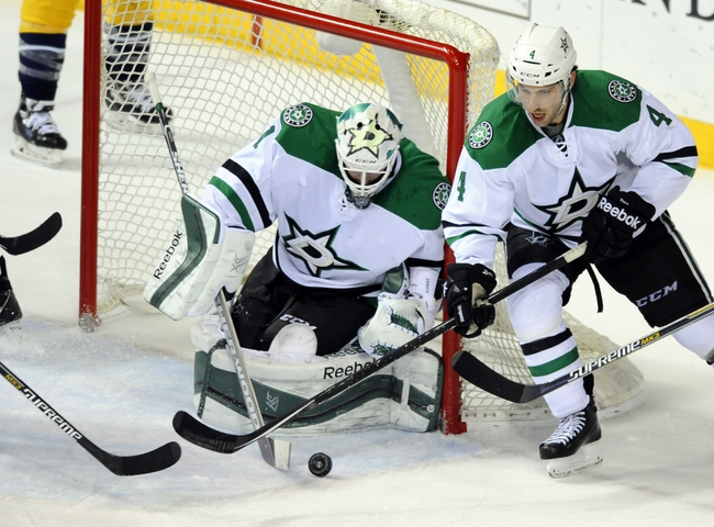 Dallas Stars vs. Nashville Predators - 4/11/15 NHL Pick, Odds, and Prediction