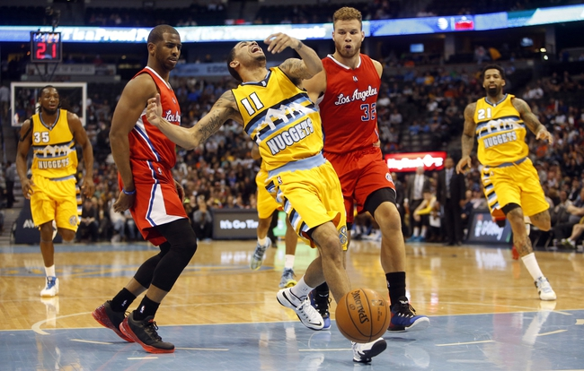 Los Angeles Clippers vs. Denver Nuggets - 4/13/15 NBA Pick, Odds, and Prediction