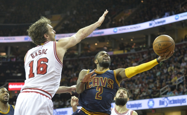 Bulls at Cavaliers - 5/4/15 NBA Pick, Odds, and Prediction