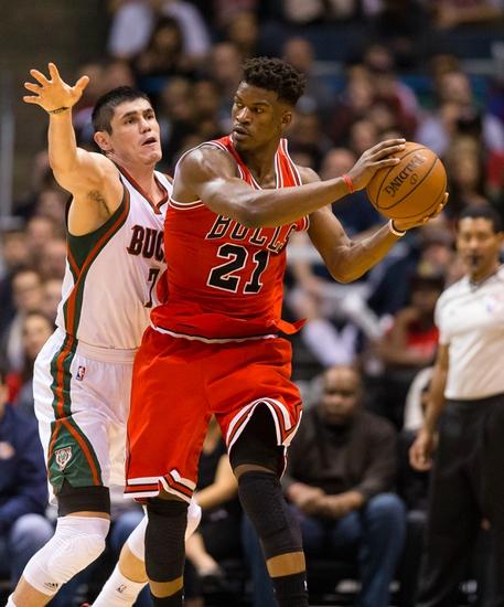 Chicago Bulls vs. Milwaukee Bucks - 4/18/15 NBA Pick, Odds, and Prediction