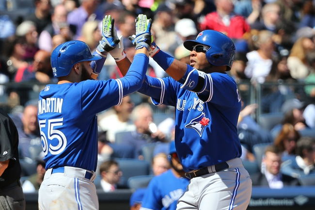 Yankees vs. Blue Jays  - 4/8/15 MLB Pick, Odds, and Prediction