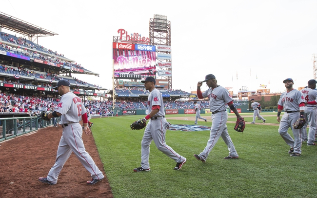 Phillies vs. Red Sox - 4/9/15 MLB Pick, Odds, and Prediction