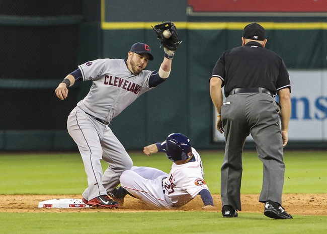 Houston Astros vs. Cleveland Indians - 4/8/15 MLB Pick, Odds, and Prediction