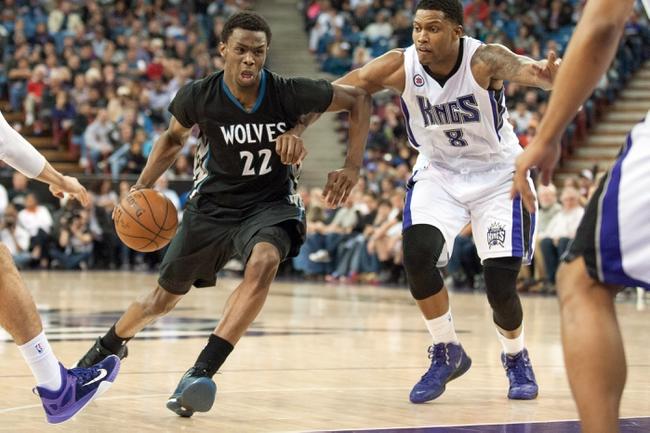 Sacramento Kings vs. Minnesota Timberwolves - 11/27/15 NBA Pick, Odds, and Prediction