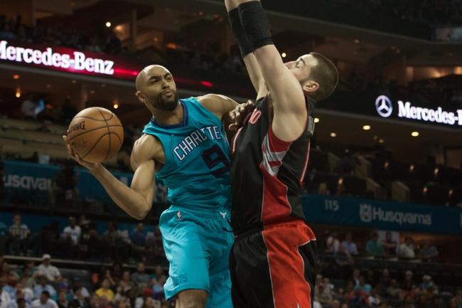 Hornets at Raptors - 4/15/15 NBA Pick, Odds, and Prediction