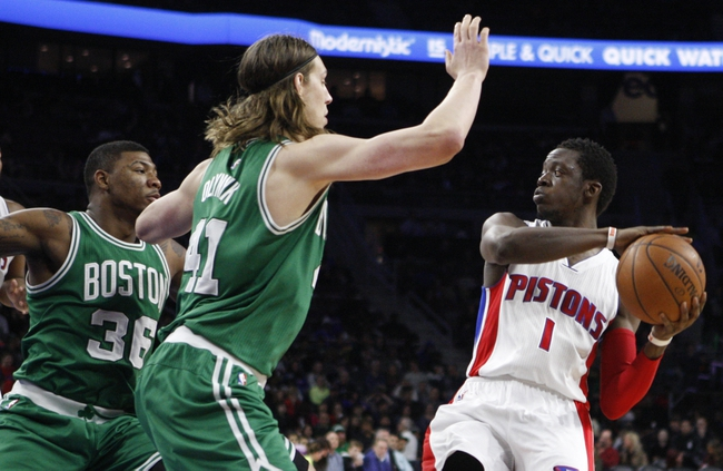 Detroit Pistons vs. Boston Celtics - 12/16/15 NBA Pick, Odds, and Prediction