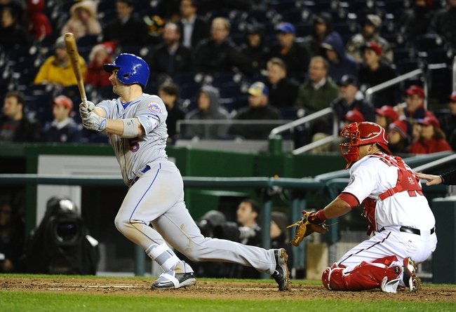 Nationals vs. Mets - 4/9/15 MLB Pick, Odds, and Prediction