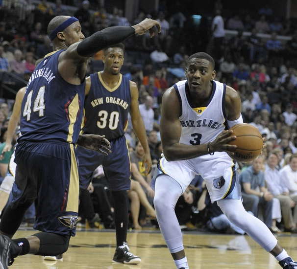 Grizzlies at Pelicans - 12/1/15 NBA Pick, Odds, and Prediction