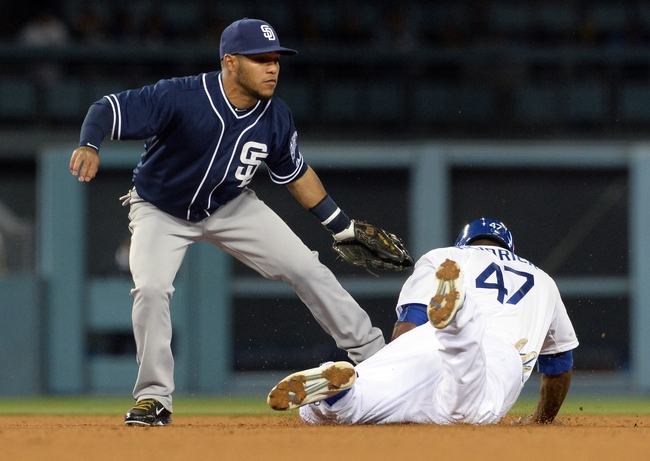 Padres vs. Dodgers - 4/24/15 MLB Pick, Odds, and Prediction