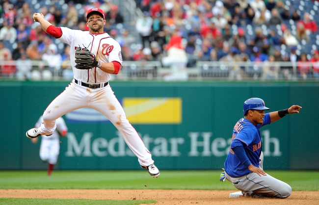 Mets vs. Nationals - 4/30/15 MLB Pick, Odds, and Prediction