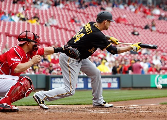 Pittsburgh Pirates vs. Cincinnati Reds - 5/5/15 MLB Pick, Odds, and Prediction