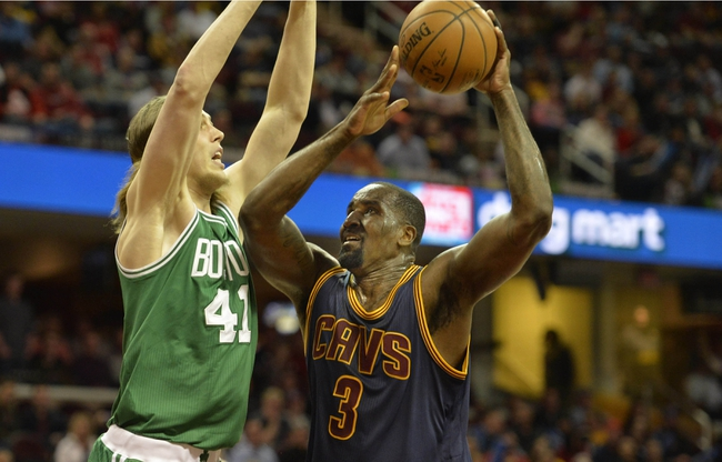 Celtics vs. Cavaliers - 4/12/15 NBA Pick, Odds, and Prediction