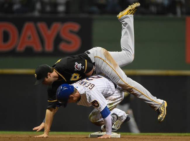 Pirates vs. Brewers - 4/17/15 MLB Pick, Odds, and Prediction