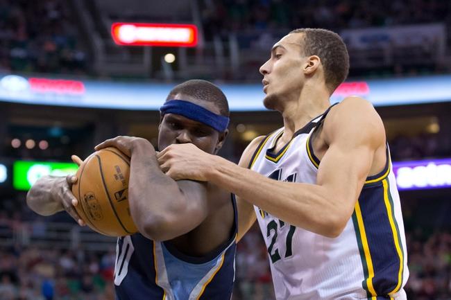 Utah Jazz vs. Memphis Grizzlies - 11/7/15 NBA Pick, Odds, and Prediction