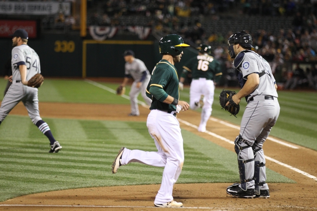 A's vs. Mariners - 4/11/15 MLB Pick, Odds, and Prediction