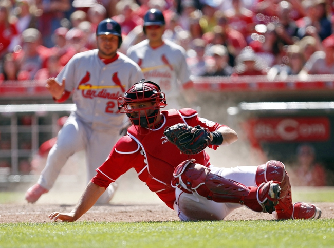 Cardinals vs. Reds - 4/17/15 MLB Pick, Odds, and Prediction