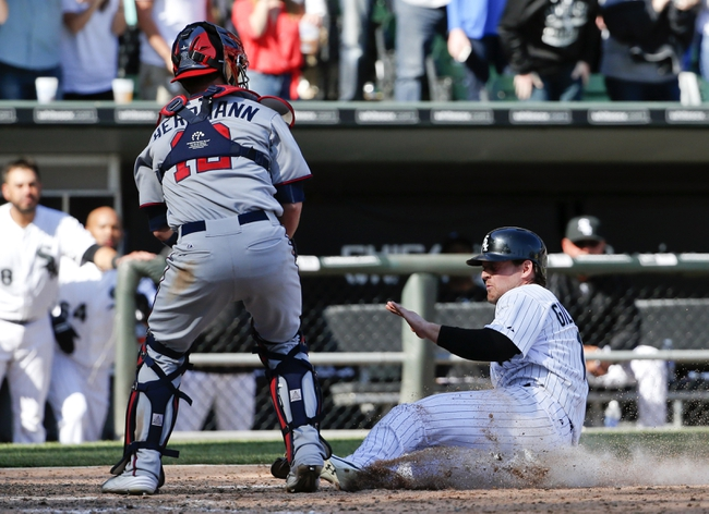 Chicago White Sox vs. Minnesota Twins - 4/12/15 MLB Pick, Odds, and Prediction