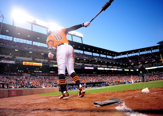 Orioles vs. Blue Jays - 4/12/15 MLB Pick, Odds, and Prediction