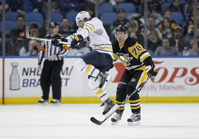 Sabres fall to Penguins