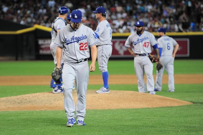 Diamondbacks vs. Dodgers - 4/12/15 MLB Pick, Odds, and Prediction