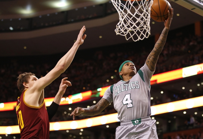 Celtics at Cavaliers - 4/19/15 NBA Pick, Odds, and Prediction