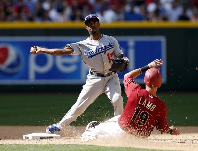 Dodgers vs. Diamondbacks - 5/1/15 MLB Pick, Odds, and Prediction