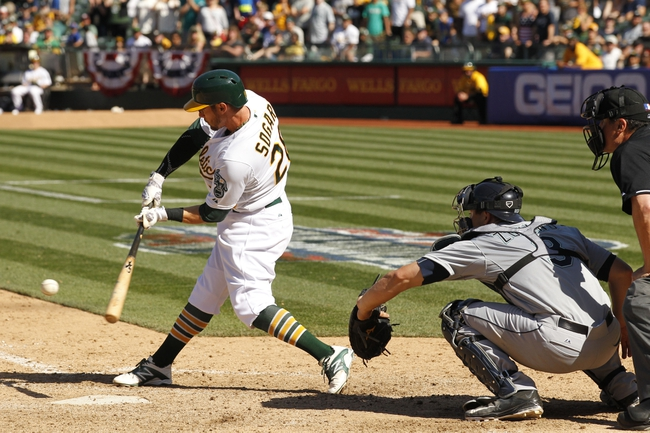 Mariners vs. Athletics - 5/8/15 MLB Pick, Odds, and Prediction