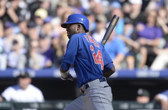 Cubs vs. Rockies - 7/27/15 MLB Pick, Odds, and Prediction