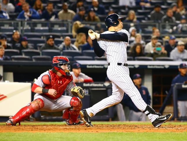 Yankees at Red Sox - 5/1/15 MLB Pick, Odds, and Prediction