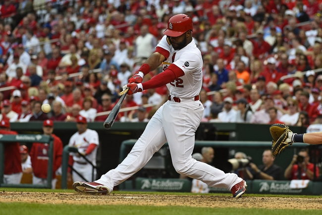 St. Louis Cardinals vs. Milwaukee Brewers - 4/15/15 MLB Pick, Odds, and Prediction