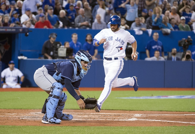 Blue Jays vs. Rays - 4/14/15 MLB Pick, Odds, and Prediction