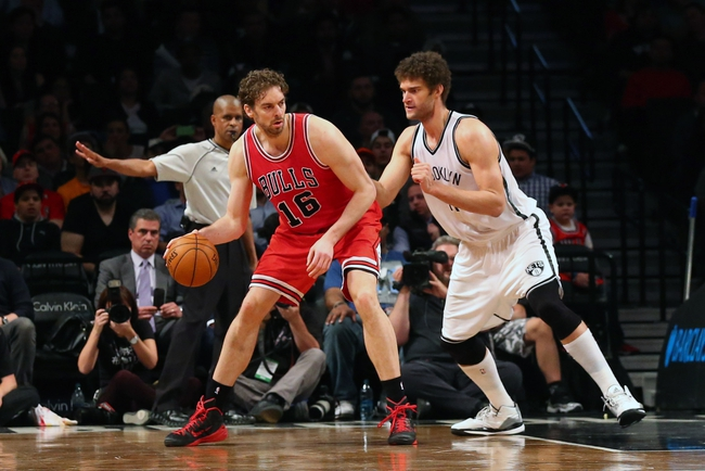 Brooklyn Nets vs. Chicago Bulls - 10/28/15 NBA Pick, Odds, and Prediction