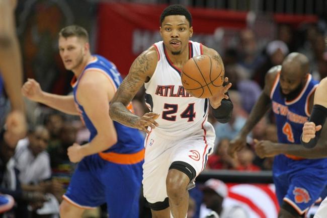 Hawks at Knicks - 10/29/15 NBA Pick, Odds, and Prediction