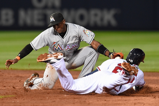 Braves vs. Marlins - 4/14/15 MLB Pick, Odds, and Prediction