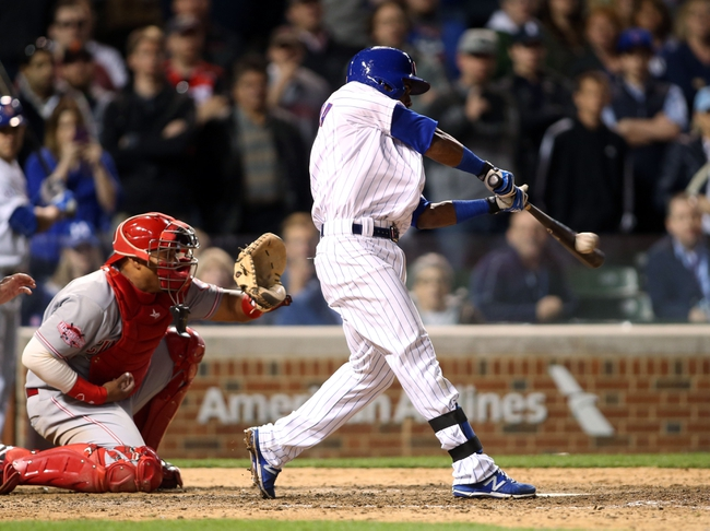 Chicago Cubs vs. Cincinnati Reds - 4/14/15 MLB Pick, Odds, and Prediction