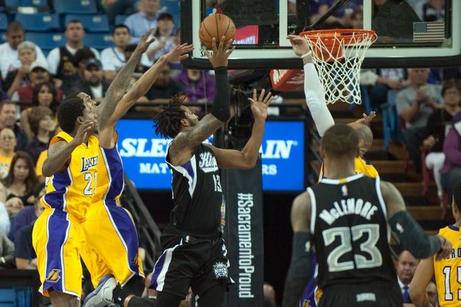 Kings at Lakers - 4/15/15 NBA Pick, Odds, and Prediction