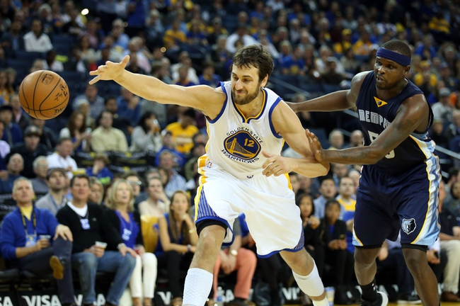 Golden State Warriors vs. Memphis Grizzlies - 5/3/15 NBA Pick, Odds, and Prediction