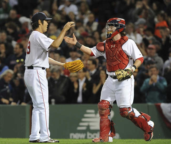 Red Sox vs. Nationals - 4/15/15 MLB Pick, Odds, and Prediction