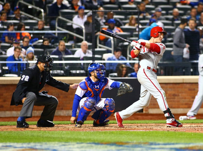 Mets vs. Phillies - 4/15/15 MLB Pick, Odds, and Prediction