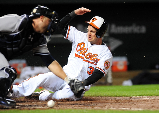 Orioles vs. Yankees - 4/15/15 MLB Pick, Odds, and Prediction