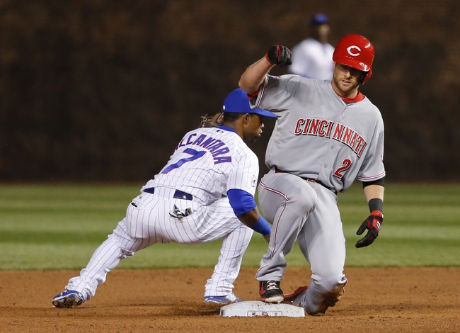 Chicago Cubs vs. Cincinnati Reds - 4/15/15 MLB Pick, Odds, and Prediction