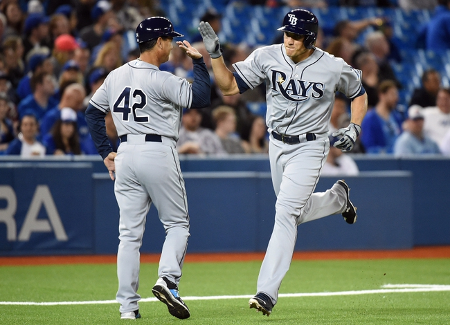 Toronto Blue Jays vs. Tampa Bay Rays - 4/16/15 MLB Pick, Odds, and Prediction