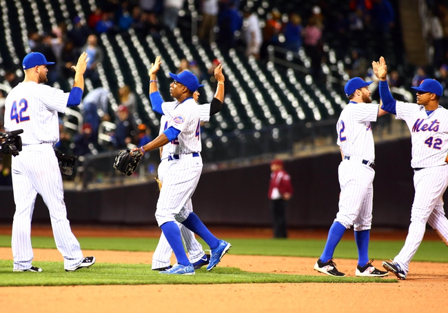 Phillies vs. Mets - 5/8/15 MLB Pick, Odds, and Prediction