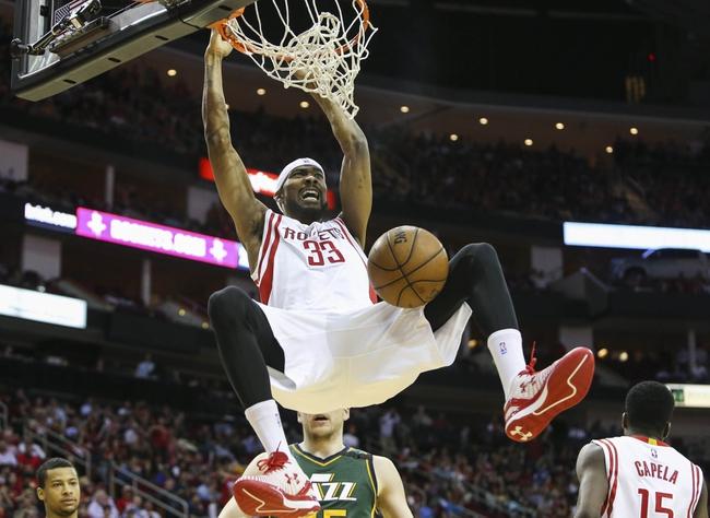 Jazz vs. Rockets - 1/4/16 NBA Pick, Odds, and Prediction